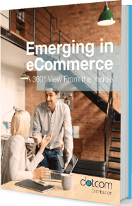 EMERGING IN ECOMMERCE: A 360° VIEW FROM THE INSIDE