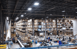 Dotcom Distribution Fulfillment Center