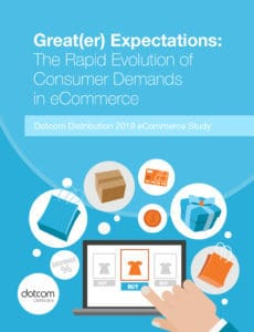2018 Dotcom Distribution eCommerce Study