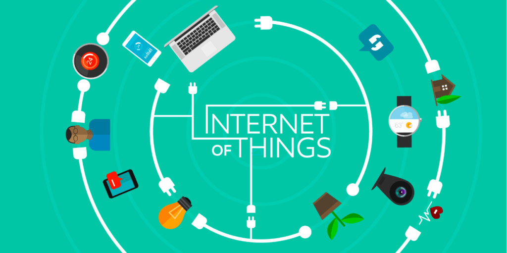 Internet of Things & eCommerce Dotcom Distribution