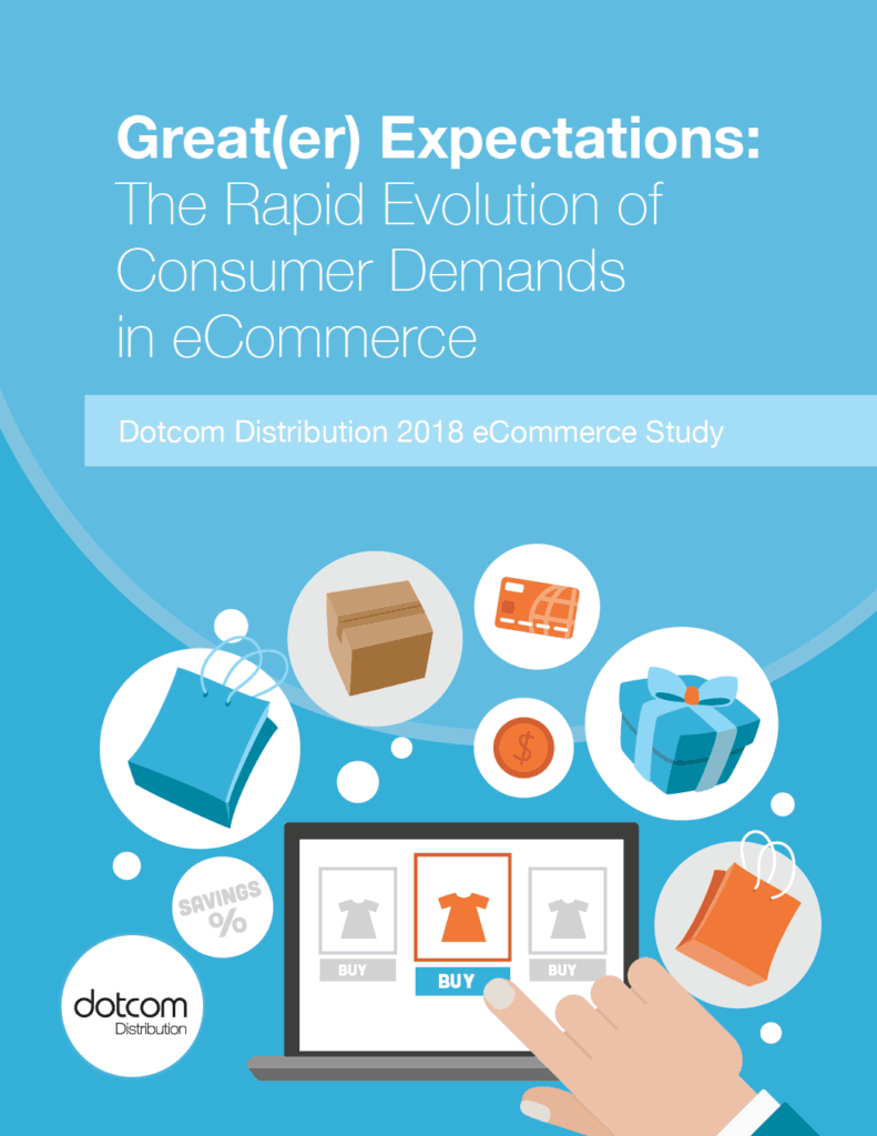 Download the Dotcom Distribution 2018 eCommerce Study