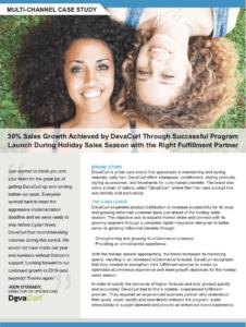 DevaCurl + Dotcom Distribution Case Study