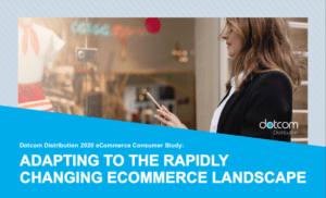 2020 Dotcom Distribution eCommerce Consumer Study